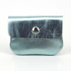 blauw metallic